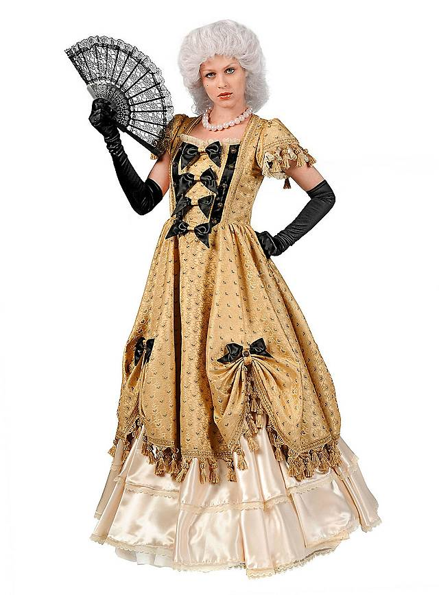 Countess Mercedes von Morcerf Costume