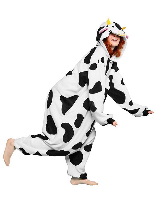 CozySuit Cow Kigurumi Costume