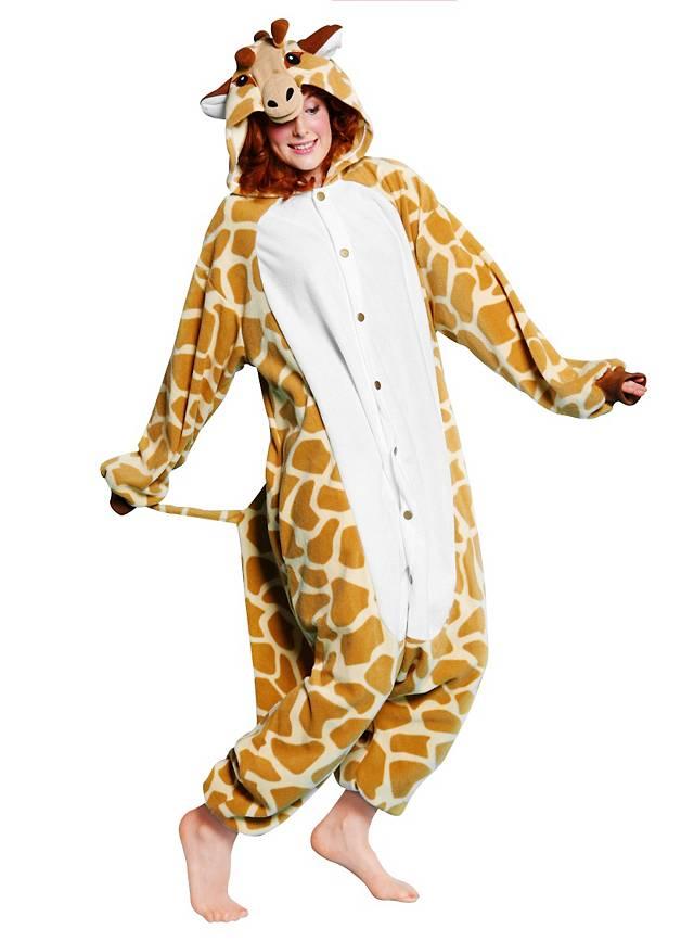cozysuit giraffe kigurumi kost m giraffenkost m onesie. Black Bedroom Furniture Sets. Home Design Ideas