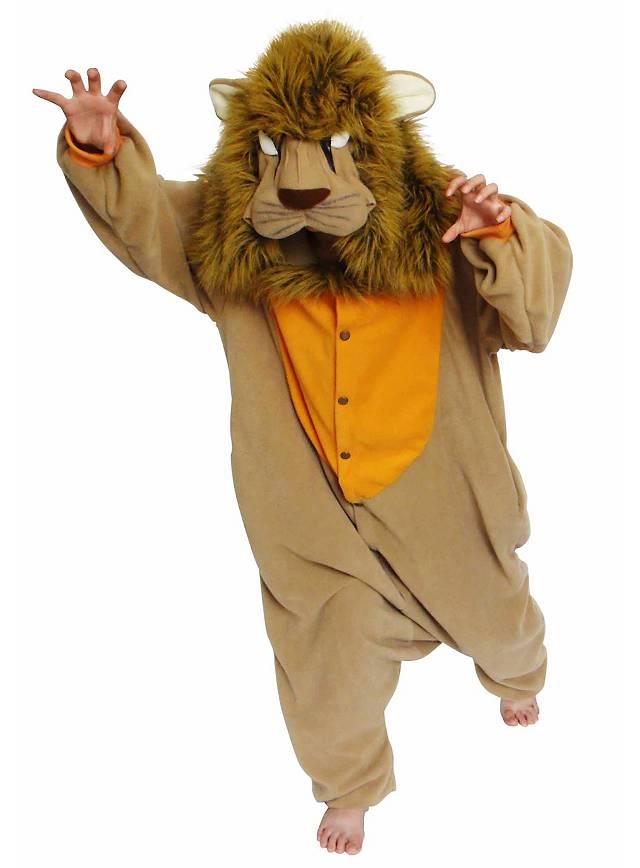 CozySuit Lion Kigurumi Costume