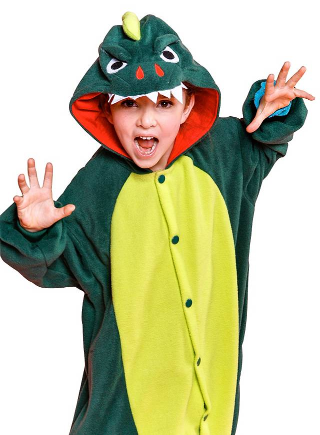 CozySuit Monster Kigurumi Kids Costume