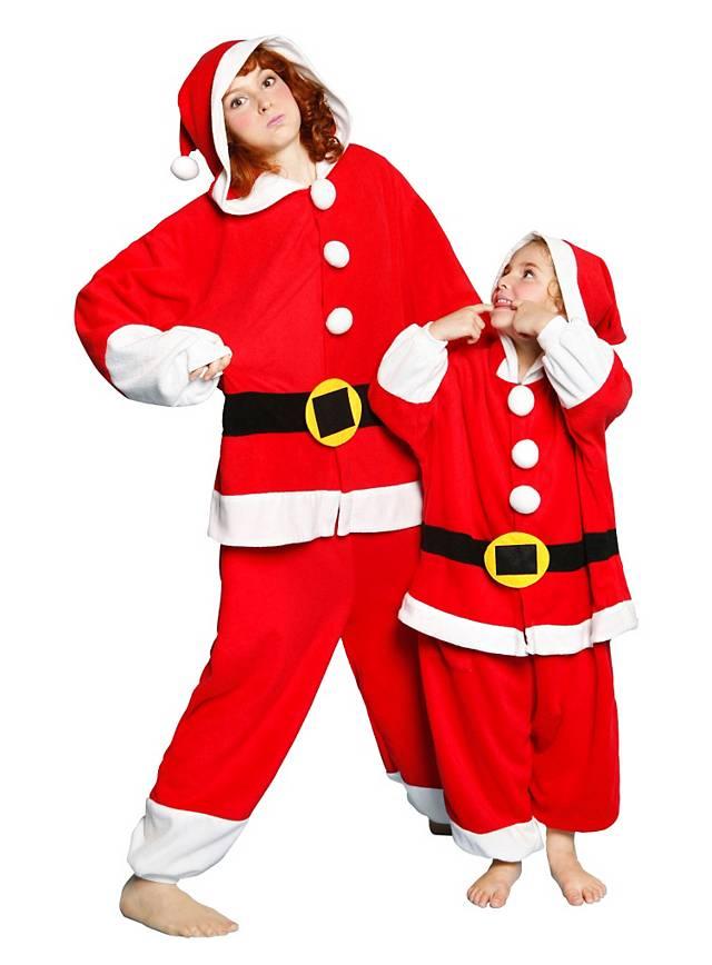 Cozysuit santa claus kigurumi costume