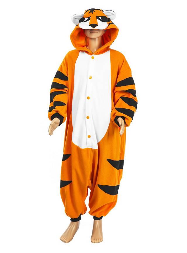 viele Stile erstklassiges echtes später CozySuit Tiger Kinderkostüm