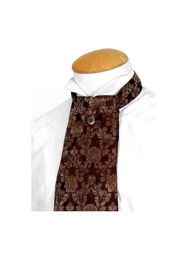 Cravate « Gentleman » marron