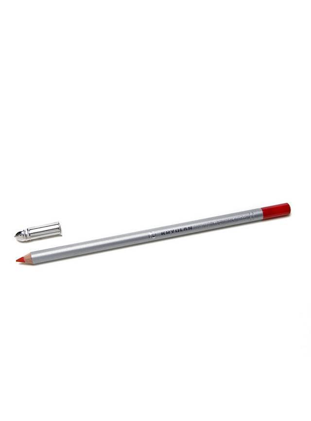 Crayon de maquillage professionnel rouge clair