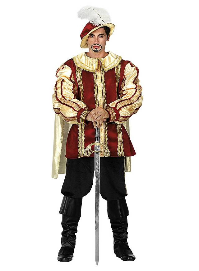 Crown Prince Costume