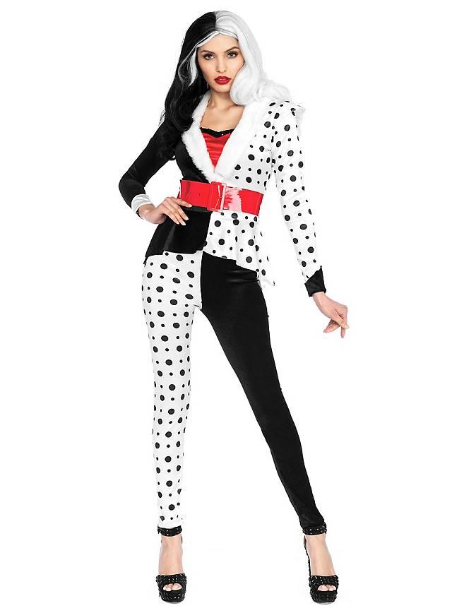 Cruella Kostümanzug