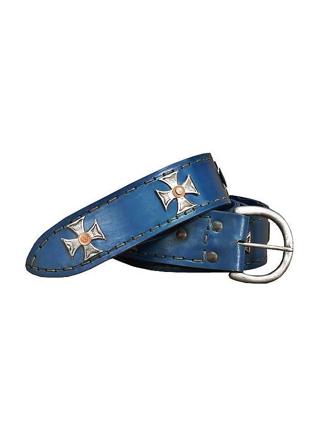 Crusader's Belt Blue