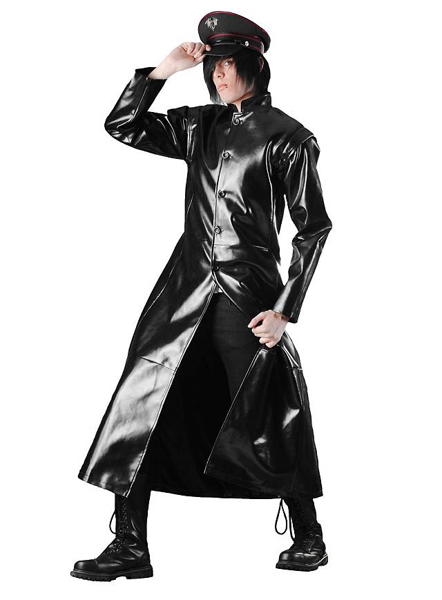 Cyber Trench Coat