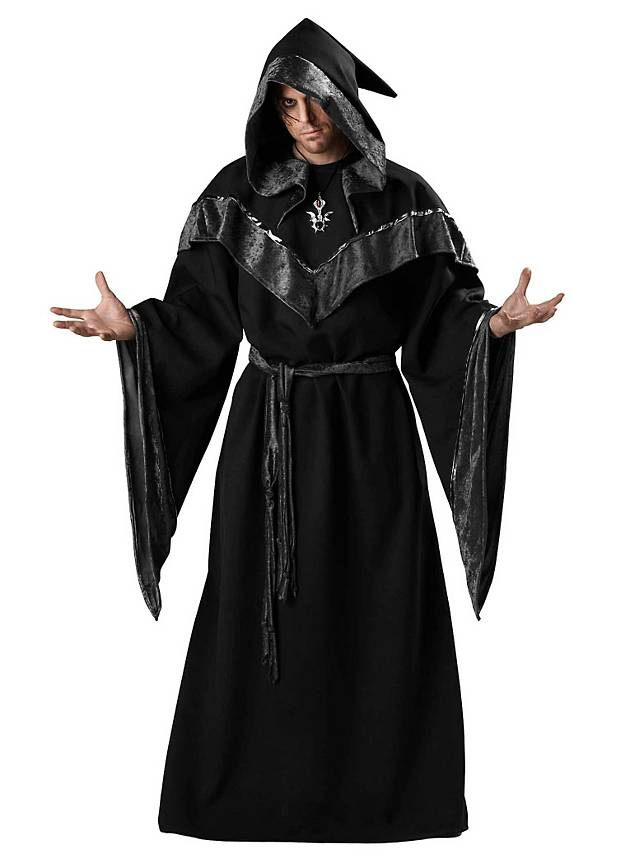 Dark Wizard Costume