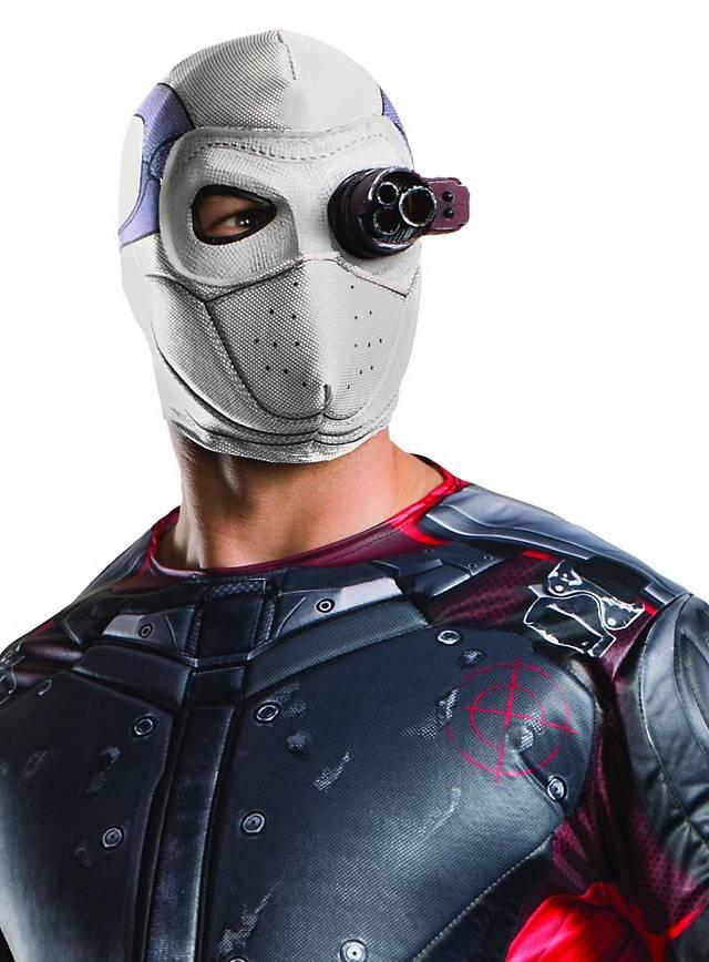 Deadshot Suicide Squad Maske