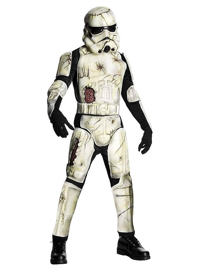 Death Trooper Deluxe Costume