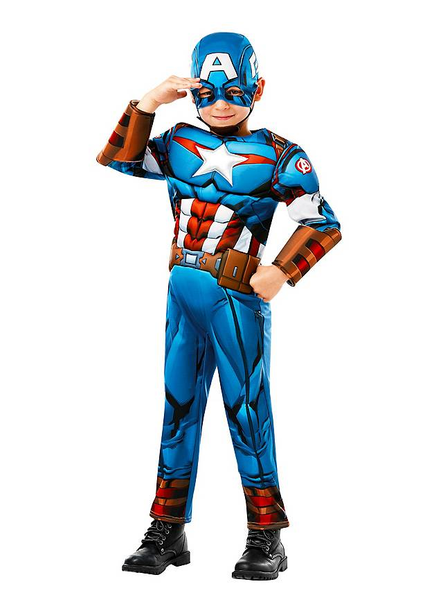 Déguisement Captain America Avengers Rassemblement pour enfant