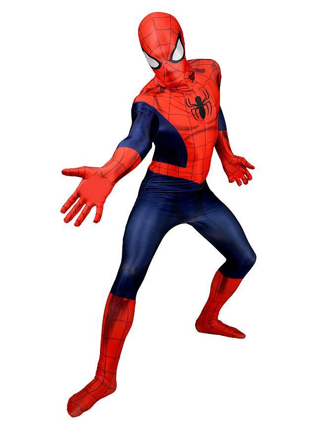 Déguisement combinaison Spider-Man Morphsuit