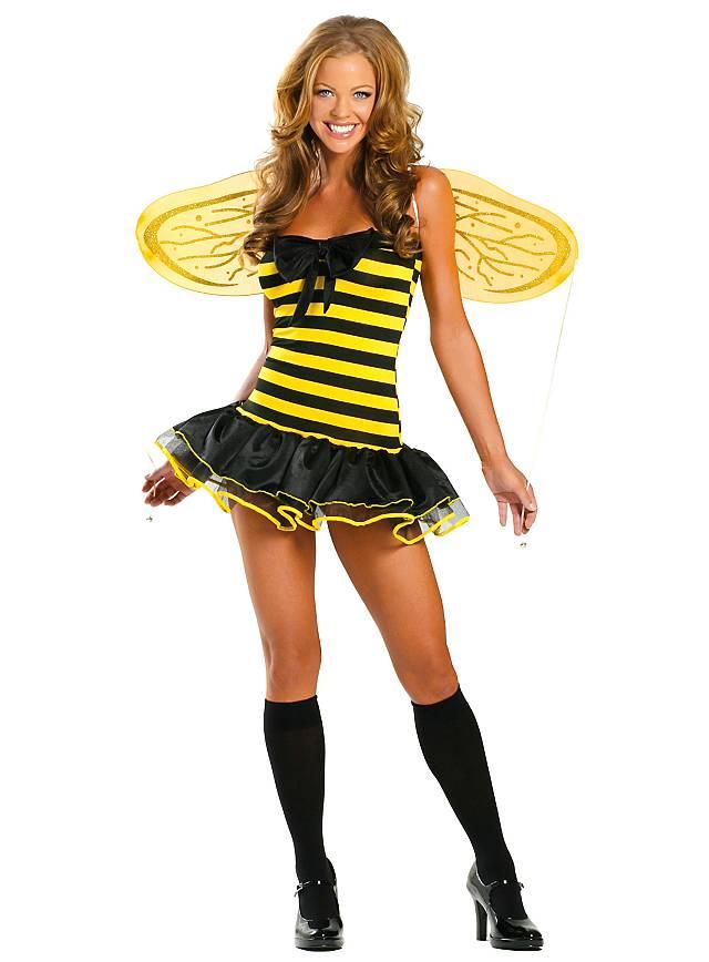 Déguisement d'abeille sexy