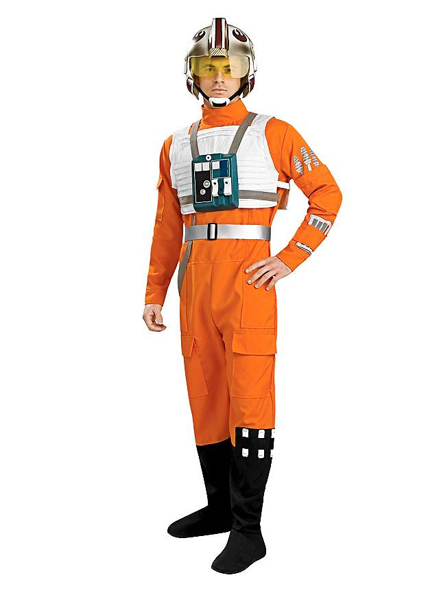 Déguisement de pilote de X-Wing Star Wars