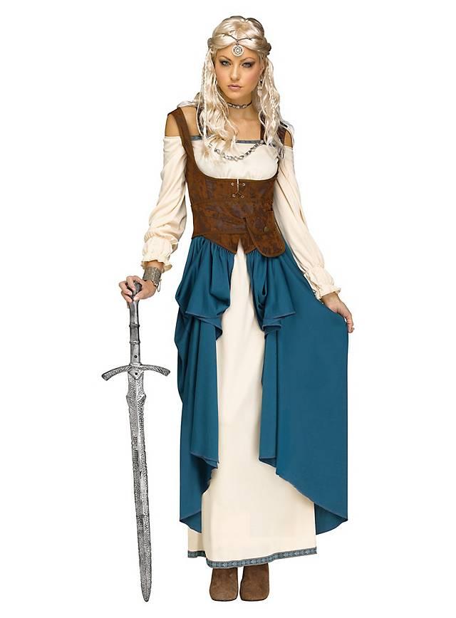 Déguisement de reine viking