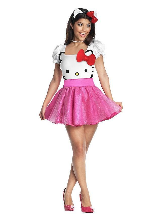 Maquillage Halloween Hello Kitty.Déguisement Hello Kitty Maskworld Com