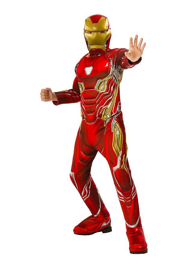 Déguisement Iron Man Infinity War pour enfant