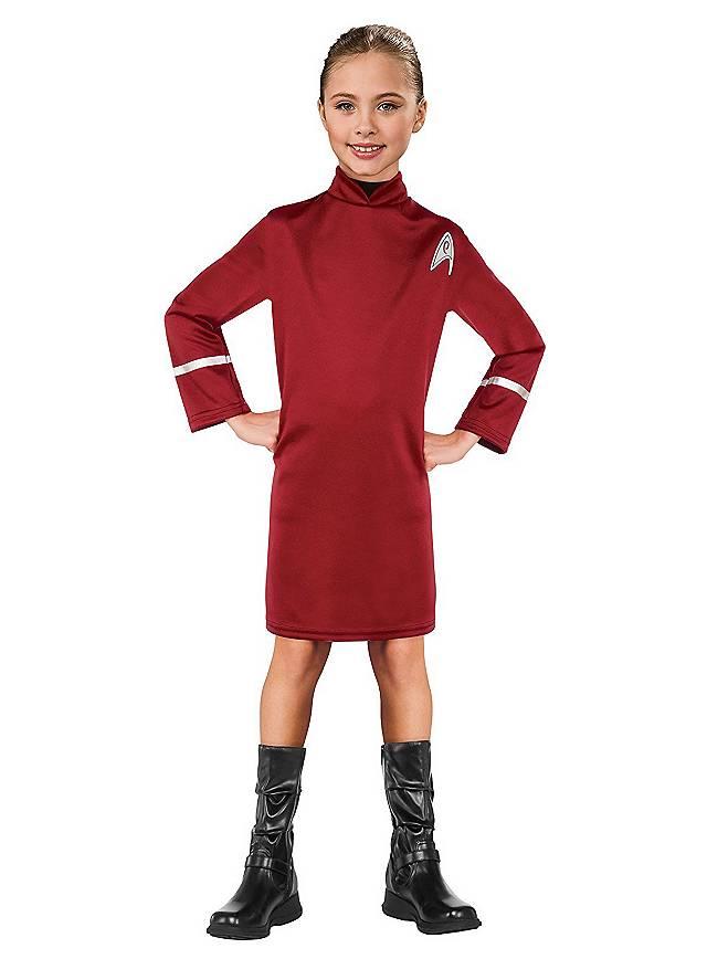 Déguisement Uhura Star Trek pour enfant