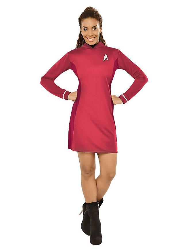 Déguisement Uhura Star Trek pour femme