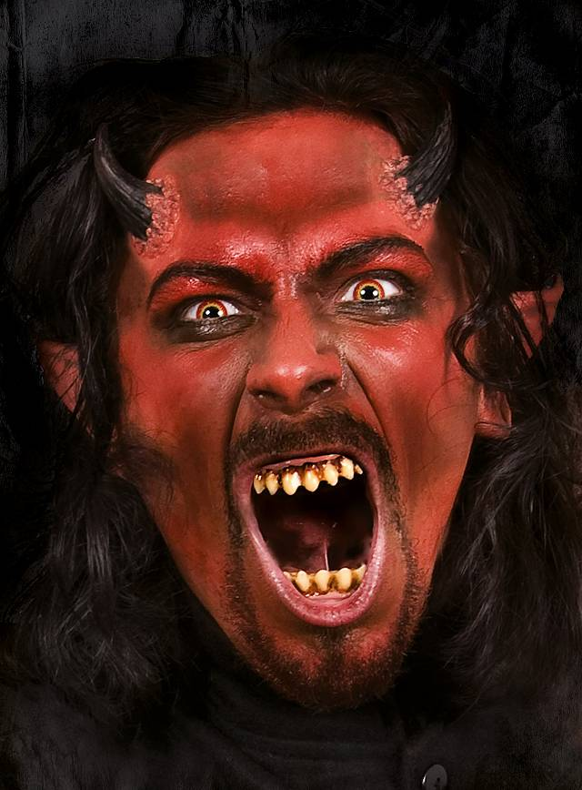 Demon Make-up