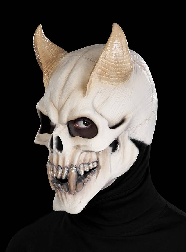 Demon Skull Mask R948