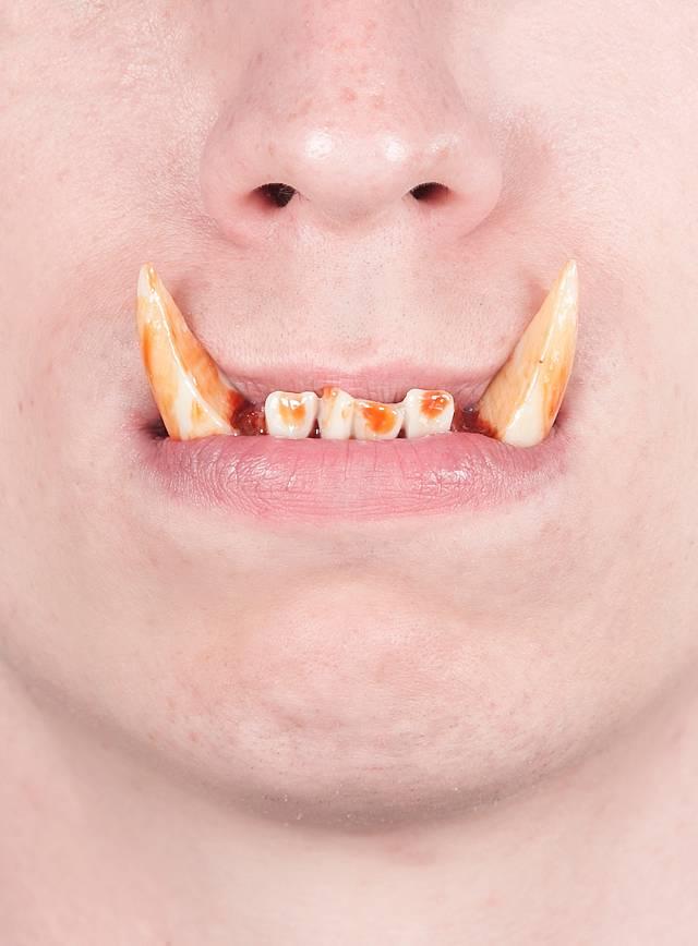 Dental FX Orc Teeth