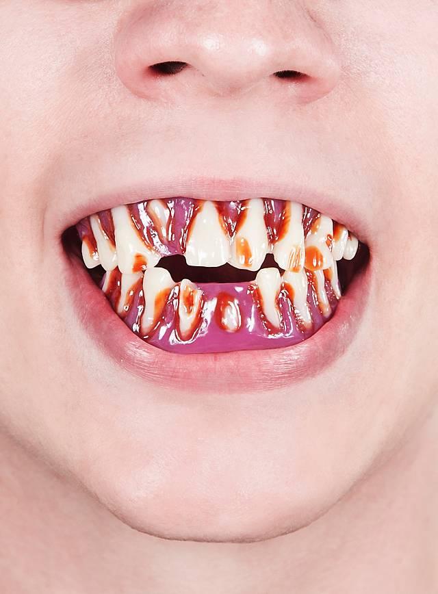 Dental FX Zombie Zähne