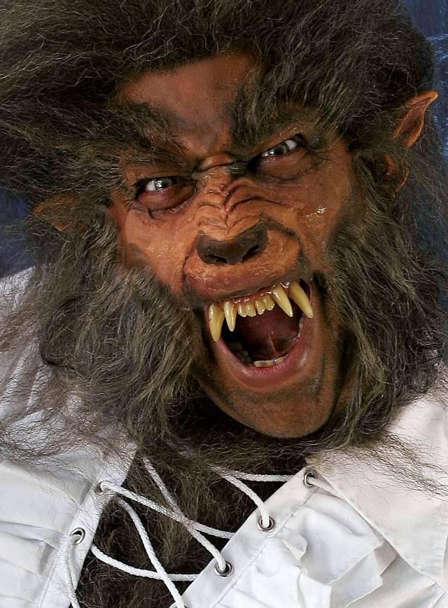 Dents de loup garou
