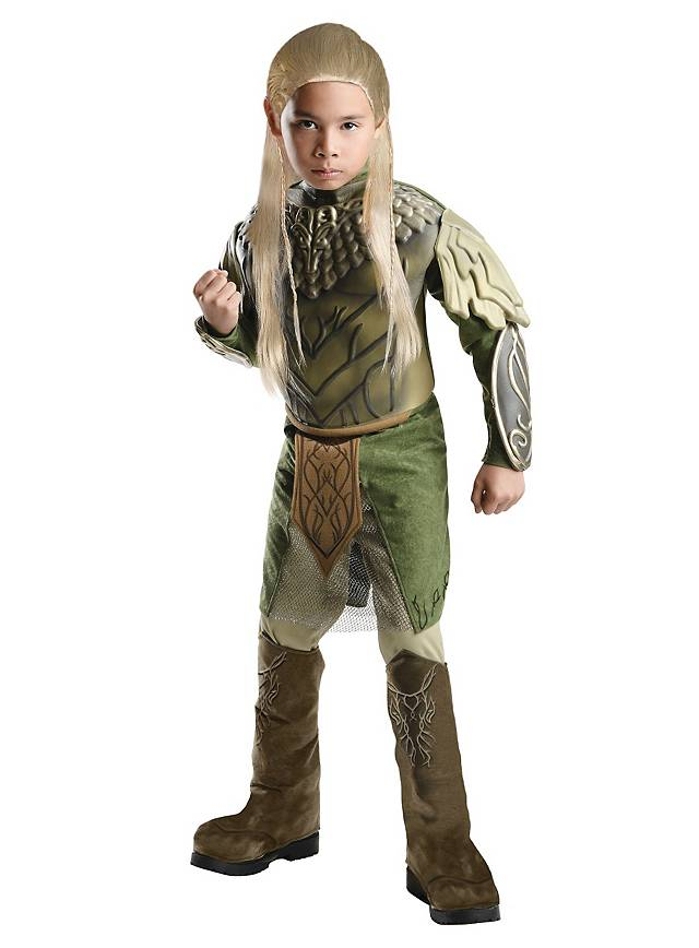 Der Hobbit Deluxe Legolas Kinderkostüm