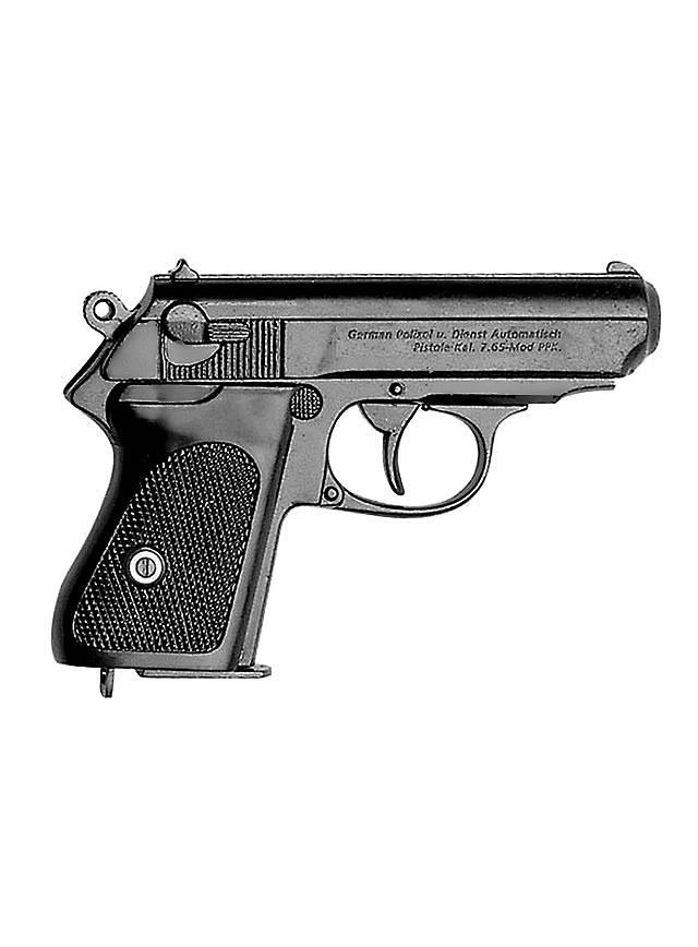 Deutsche Polizeipistole Dekowaffe