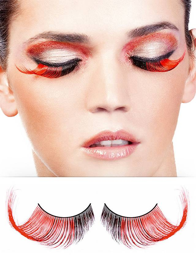 Devil False Eyelashes