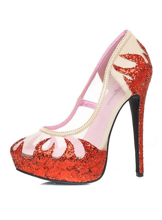 Deviless High Heels