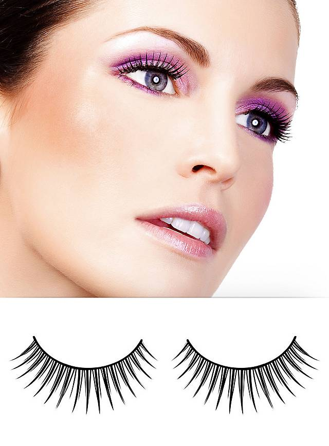 Diamond False Eyelashes