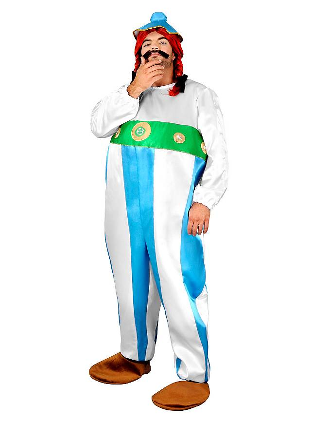 Dicker Gallier Kostüm