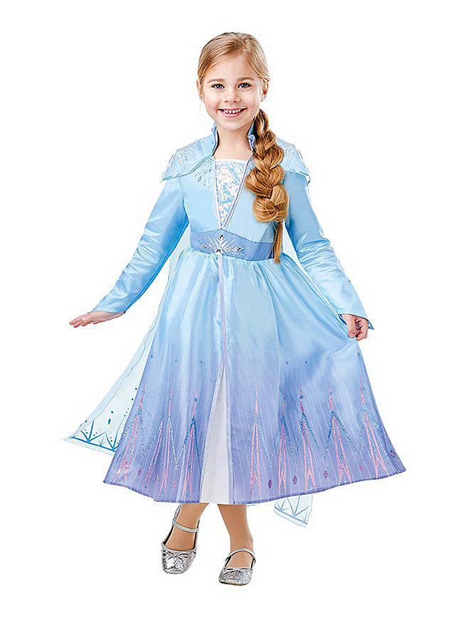 Die Eiskönigin 2 Elsa Kinderkostüm