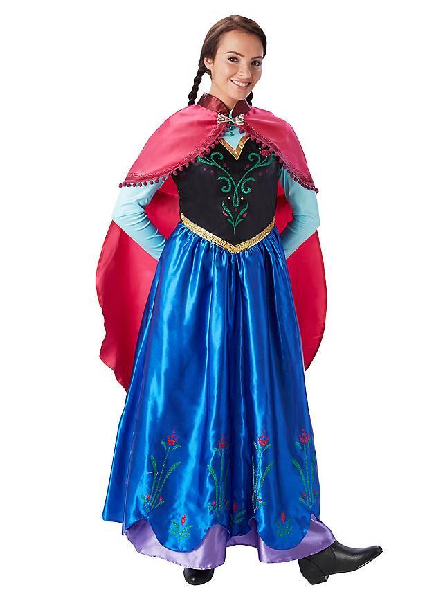 Die Eiskönigin Kostüm Anna
