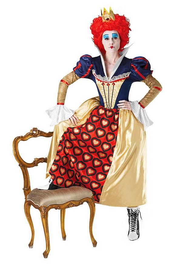 Die Rote Königin Kostüm
