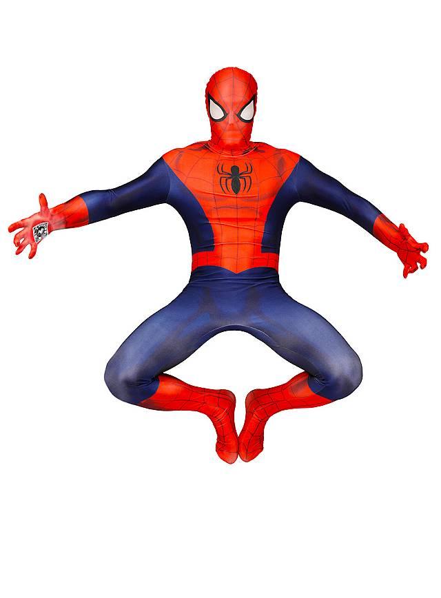 Digital Morphsuit Spider-Man Full Body Costume - maskworld.com