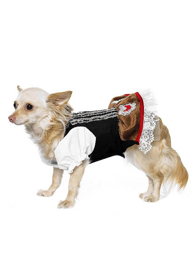 Dirndl Dog Costume Maskworld Com