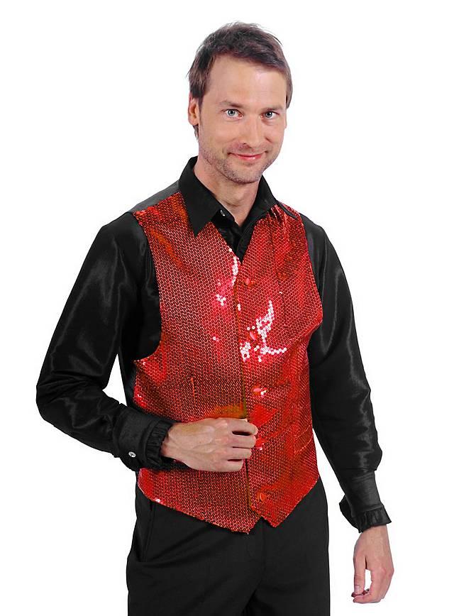 Disco Vest red