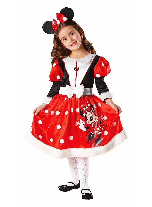 Disney's Minnie Maus Kinderkostüm