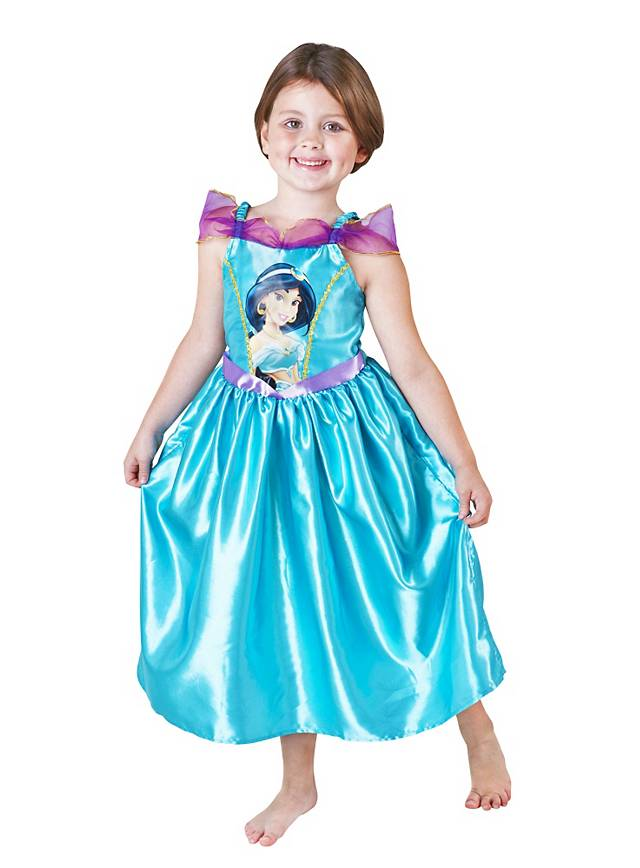 Disneyu0027s Princess Jasmine Kids Costume  sc 1 st  maskworld.com & Disneyu0027s Princess Jasmine Kids Costume - maskworld.com