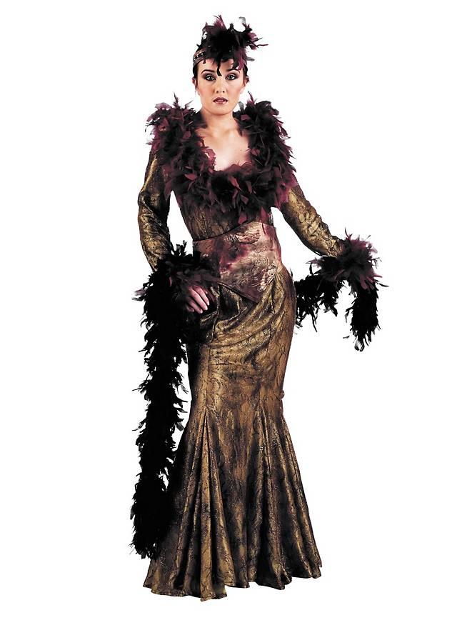 Diva Kleid für Damen 20er Jahre
