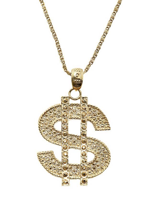 Dollar Deluxe Medaillon