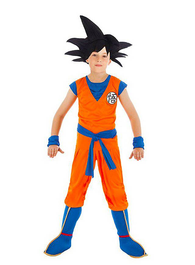 Dragonball Z Son-Goku Kinderkostüm