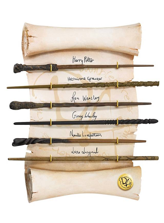 Dumbledore 39 s army magic wand collection for Dumbledore magic wand