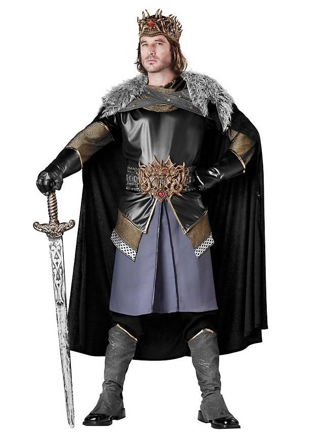 Dunkler König Kostüm