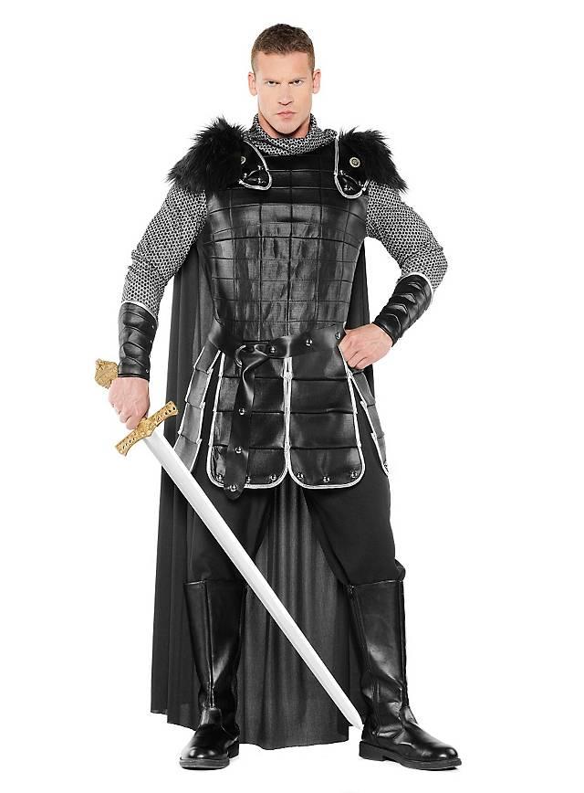 Dunkler Krieger Kostüm